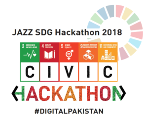 Jazz SDG Hackathon 2018 | Event