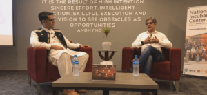 Fireside chat with Jazz CEO, Aamir Ibrahim