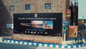 IoT Services for Supply Chain Management –  Sukkur Beverages Story