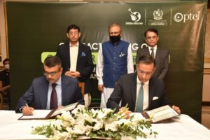 MoITT to lay down optical fiber cable in three districts of Sindh
