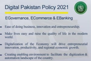 MOIT releases Digital Pakistan Policy priorities for 2021