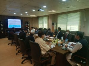 MOITT APPROVES FUNDS OVER PKR 18 BILLION FOR 30 PROJECTS FOR THE FY 2021-22