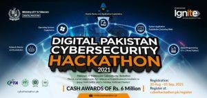 IT Ministry, Ignite launch Digital Pakistan Cybersecurity Hackathon