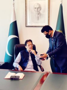 PM launches NADRA's biometric mobile application