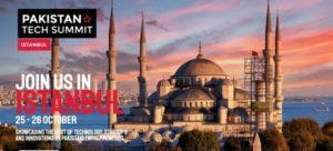 Istanbul, Turkey hosting first Pakistan Tech Summit 2021