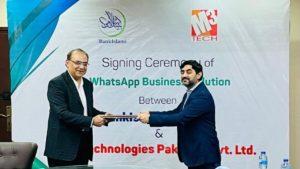 BankIslami Partners with M3 Technologies Pakistan (Pvt.) Ltd.